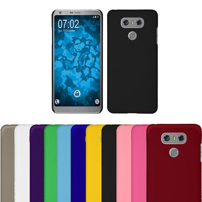 For LG G6 Case Ultra Slim Frosted Matte Shield Hard Case Cover Skin Shell
