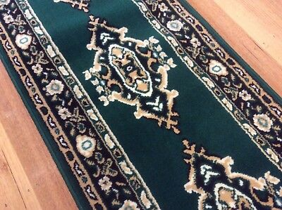 Hallway Runner Green Hall Runner Rug 11 Metres Long 53171 We Can Cut To Size