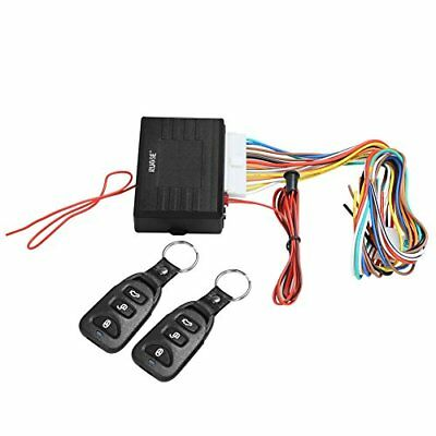 Universal Car Alarm Remote Control System Central Door Lock Locking Keyless Entr