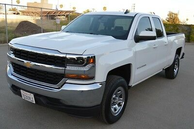 "2016 Chevrolet Silverado 1500 EXTENDED CAB 2016 Chevrolet Silverado 1500! Extended Cab! 6'5"" foot bed! Excellent condition!"