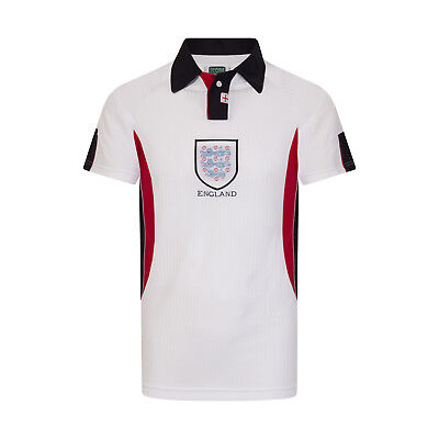 England Official Football Gift Mens 1998 World Cup Finals Retro Home Kit Shirt