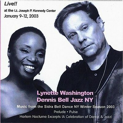Live!!! At The Lt Joseph P Kennedy Center Harlem N - 2 DISC SET  (2003, CD NEUF)