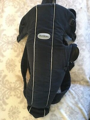 Baby Bjorn Carrier One Baby Carrier in Black