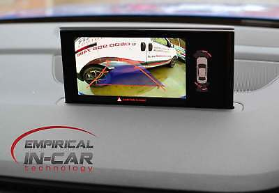 Audi Q7 SQ7 - Reverse Reversing Camera Kit