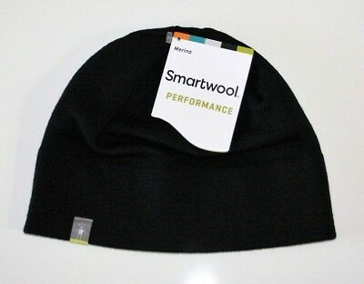 Smartwool The Lid Beanie Hat Black One Size Fits Most