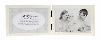 The Grandparent Gift Co. Sweet Something Frame, My Godparents (Discontinu... New