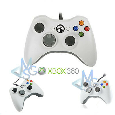 Joystick Xbox 360 Joypad Controller Compatibile Pc Cavo Incluso Usb Game System