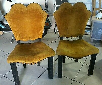 Pair of small armchairs from camino end 800