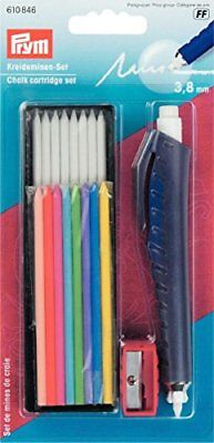 Chalk Cartridge Set For Writing/marking And Drawing On Textiles/paper/wood/plast