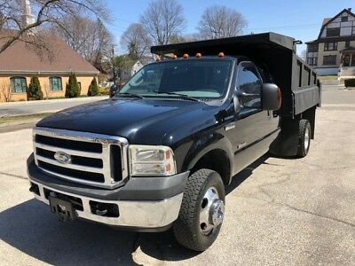 2006 Ford F-350 XLT 4x4 - XLT - Dually - Dump - Powerstroke Turbo DIESEL - 1 Owner - NO RESERVE