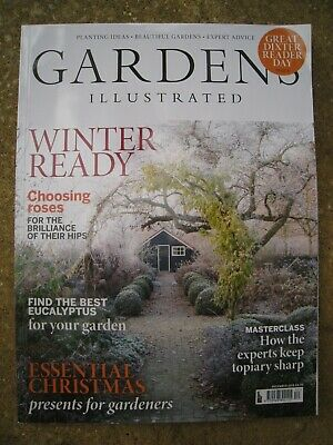 Gardens Illustrated March 2018 Only £4.50!!!!!! + Free P&P