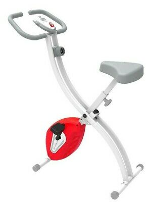 F4H Es-821 Compact Magnetic Folding Exercise Bike