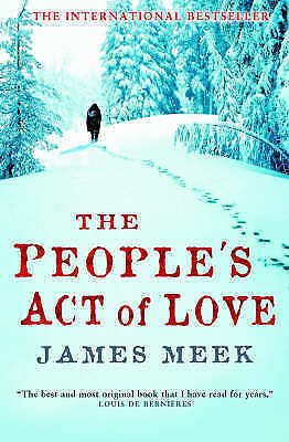 The People's Act of Love by James Meek (Paperback, 2005)