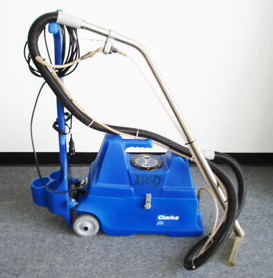 CLEAN,CLARKE BEXT SPOT UPHOLSTERY CLEANER w/HOSE, CARPET EXTRACTOR, 04153A, 120V