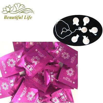 10xBeautiful life Clean Point Tampons Chinese herbal Tampon Qing Gong Wan