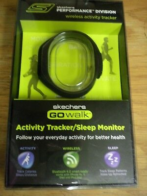 skechers performance division wireless activity tracker