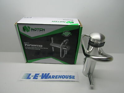 Notch Tree Large Portawrap Stainless Steel Rope Friction Device #powlss