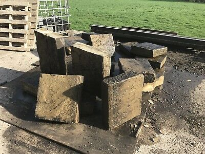 Re-claimed Stone Quoin