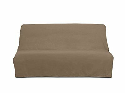 Panama Cotton Clic-clac Sofa Bed Cover - 100034 By Soleil D ocre