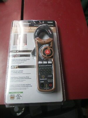 New Southwire 21030T 400A Ac True Rms Clamp Meter