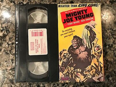 The Mighty Kong 1998 Vhs