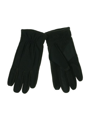 Isotoner 700M1 Men's SmarTouch Gloves Black Medium - MSRP $55