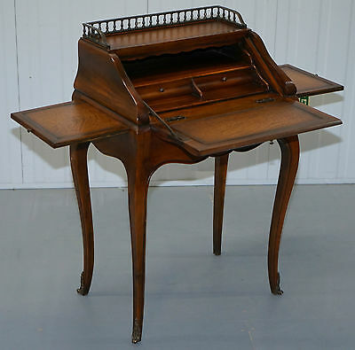 Rrp £2399 Theodore Alexander French Louis Xv Writing Desk Bureau Houses Laptop