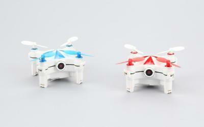 2X Cheerson CX-OF 2.4G 4CH Optical Flow 0.3MP Camera FPV Quadcopter RTF RED+BLUE