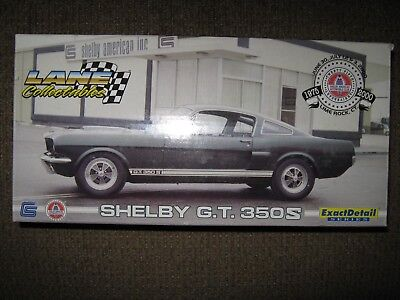 """1/18 Scale Lane Exact Detail   Shelby G T 350 """"s""""  Mustang"""