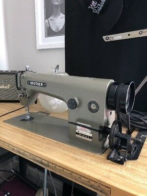 Japanese Industrial Brother Sewing Machine