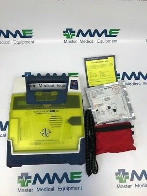 Cardiac Science PowerHeart G3 Automatic AED w/ pads, battery, in box