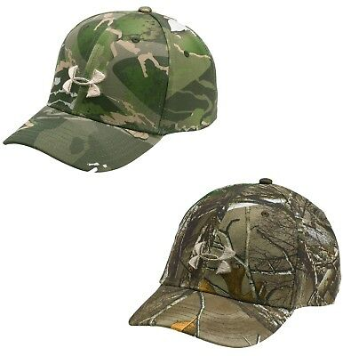 e09022eb61e UNDER ARMOUR REALTREE Max 5 Camouflage UA CAMO BIG FLAG SNAPBACK HAT ...