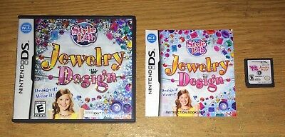 Jewelry Design Nintendo Ds Game 1000 Jewelry Box