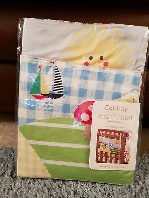 BNWT little bird by Jools Oliver cot tidy
