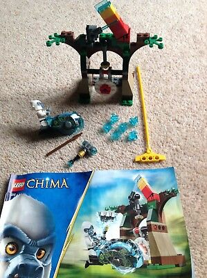 LEGO Legends of Chima Tower Target (70110)