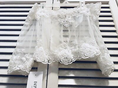 wedding gown topper