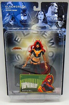 "New DC Direct Elseworlds Thrillkiller 7"" Batgirl Action Figure Sealed"