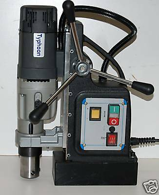 NEW Magnetic Drill- BLUEROCK ® Tools TYPHOON 75 Mag Drill MODEL TYP-75 NEW!
