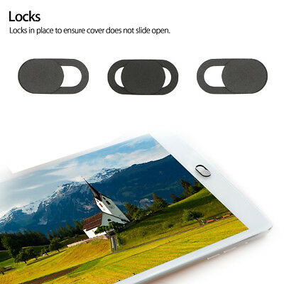 3Pcs Webcam Cover 0.03in Ultra Thin Web Camera Cover for Laptop PC Macbook Pro