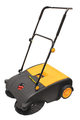 Manual Sweeper  50L 750Mm Coverage