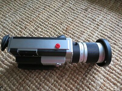 Vintage Canon Auto Zoom 1014 Electronic Video Camera
