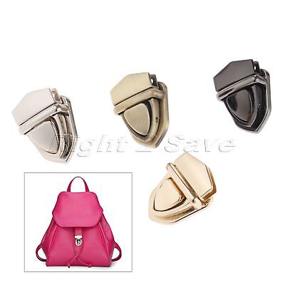 Bag Purse Clasp Lock Fastener Closure Catch Tuck DIY Leather Craft Accessories