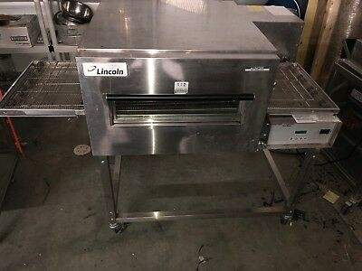 Lincoln Impinger II Express Fastbake Conveyor Oven