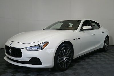 2017 Maserati Ghibli  Get Behind The Wheel In One Of The Hottest Vehicles In The Market!