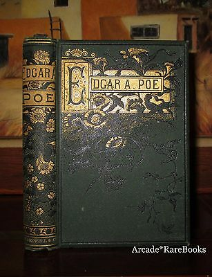 Poems Of Edgar Allan Poe With Memoir