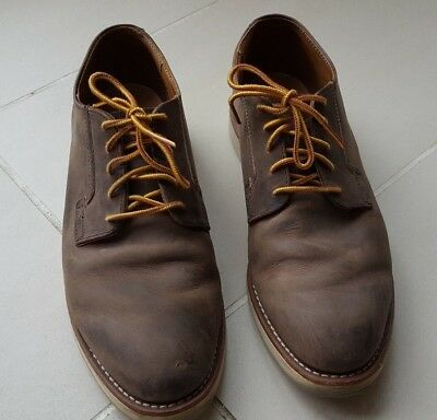 Redwing postman oxford shoes (3106) - size UK 9