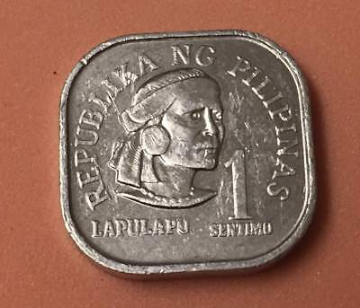1975 PHILIPPINES ONE 1 SENTIMO ***a UNC*** COIN