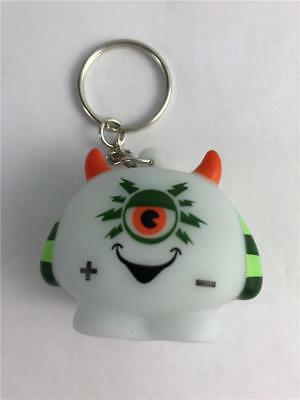 NEW American Heart Association CHARGER Scare Squad Life Is Why Key chain