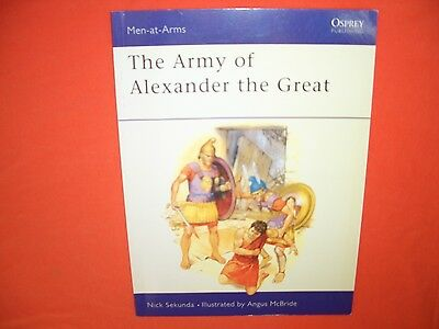Osprey Men at Arms 148, The Army of ALEXANDER THE GREAT