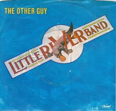 Little River Band The Other Guy 45 RPM 1982 Capitol